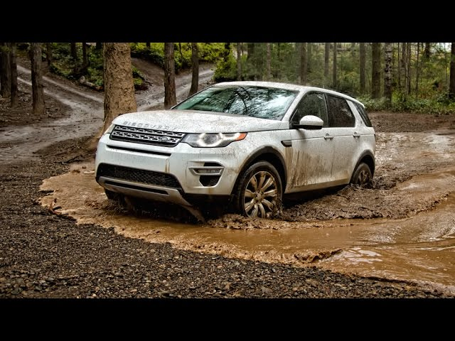 2015 Land Rover Discovery Sport HSE Luxury Car Review ...
