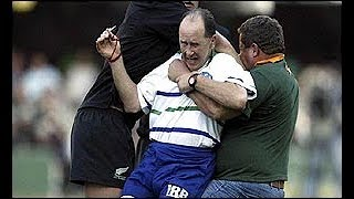 When Rugby Referees Fight...