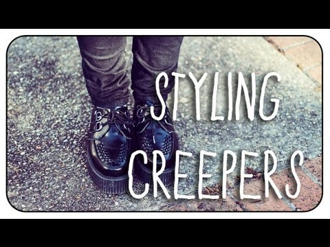 HOW I STYLE MY CREEPERS     abb3rz07