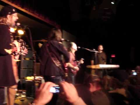 Rock n Roll Fantasy Camp ~ Mark Farner ~ I'm Your Captain ~ Jan 17, 2011 NYC