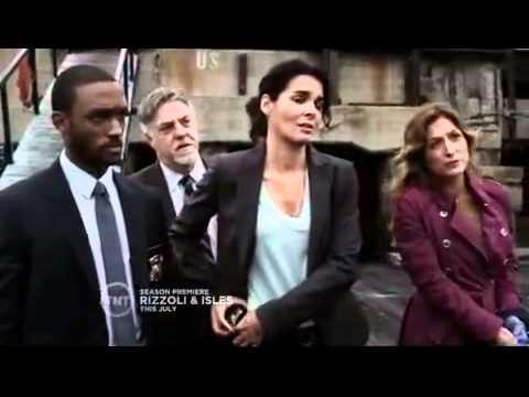 Rizzoli & Isles Short Season 4 Promo #51 (incl. Perception)