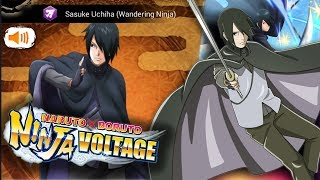 ADULT SASUKE RELEASED IN GAME! 52 TICKETS AND 700 SHINOBITES! - Naruto x Boruto Voltage -Android