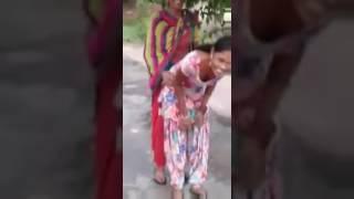 Desi girl  funny video