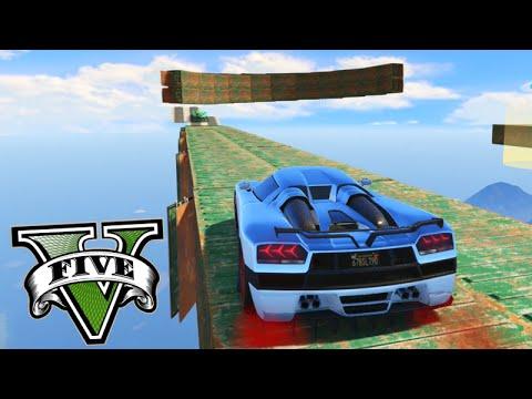GTA V Online: NASCAR DE WALLRIDE Corrida INSANA #127
