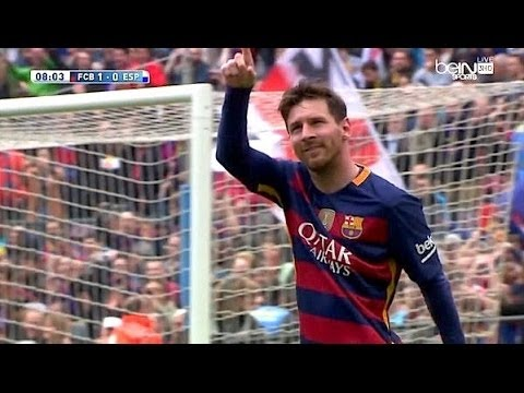 Barcelona vs Espanyol 5-0 All Goals and Highlights 2016 HD