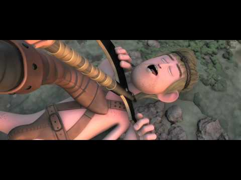 Ronal the Barbarian INT Trailer 2