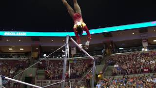Simone Biles - Uneven Bars - 2018 GK U.S. Classic - Senior Competition