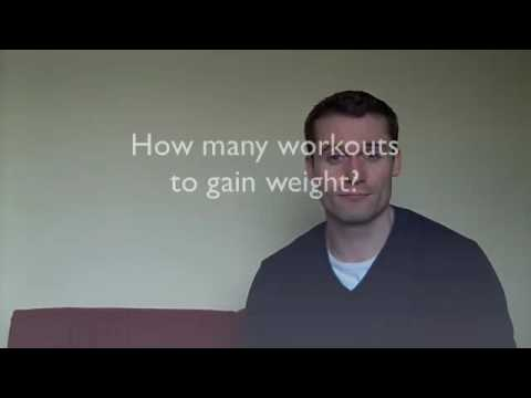 Weight Training Routines - How Many Per Week? Image 1