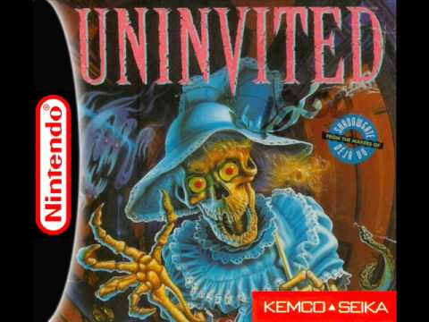Uninvited Music (NES) - The Maze