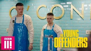 """""""Working Is For Dickheads""""   The Young Offenders"""