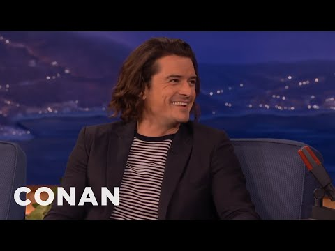 Orlando Bloom On His