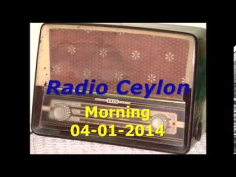 Radio Ceylon 0401-2014~Saturday Morning~02 Purani Filmon Ka...