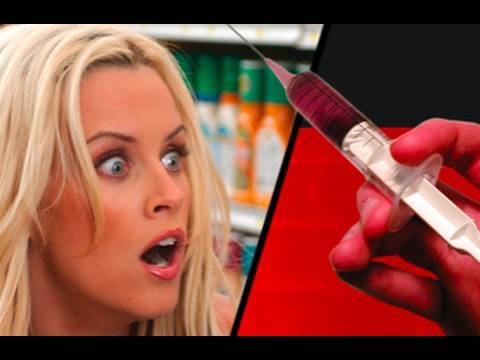 Penn Point - Anti Vaccination on Penn and Teller: BULLSHIT! - Andrew Wakefield and Jenny McCarthy are Assholes