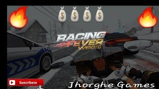 Gameplay De Racing Fever Moto| Jhorghe Games|