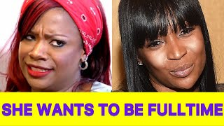 RHOA NEWS! Kandi Burruss Says That Marlo Hampton Would Love To Be A Full-Time Housewife!