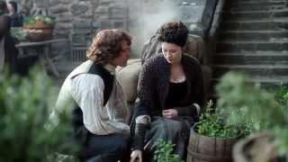 Jamie & Claire Deleted Scene Ep 1x10 [Outlander]