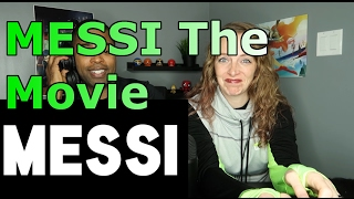 MESSI The Movie   Trailer 2015 (Reaction
