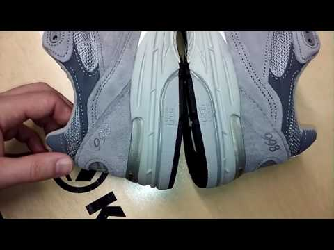 Joe's New Balance 993 Shoe Defects in Premium $130 Sneakers