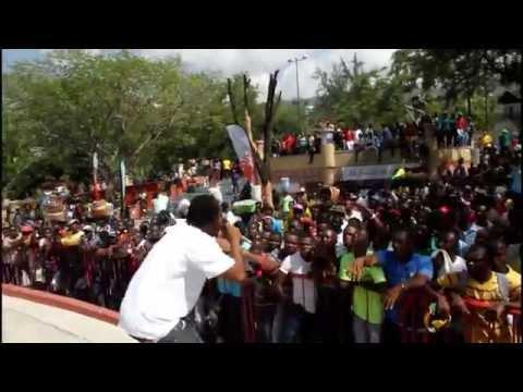 J Creole & Da Capo - Petion ville Haiti real 1 Day 2 shows !!!