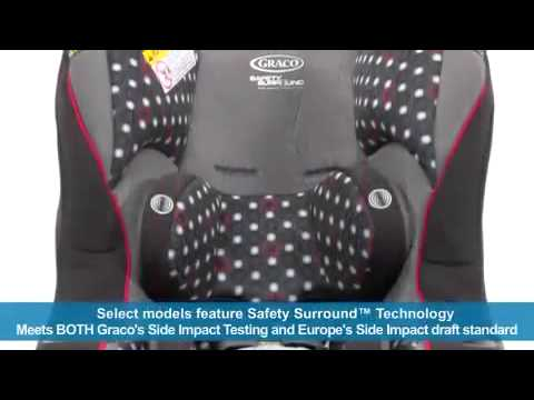 Graco MyRide 65 with Safety Surround Technology