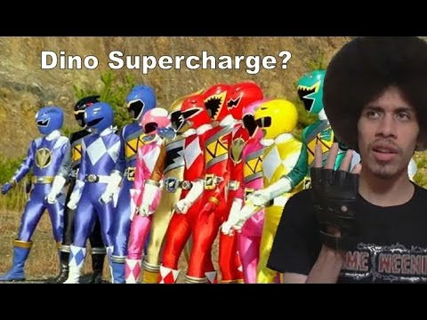 Power Rangers Dino Charge and Dino Supercharge My REAL Expectations