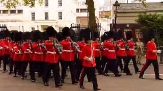 The Band of the Irish Guards,  Scots Guards and Coldstream Guards