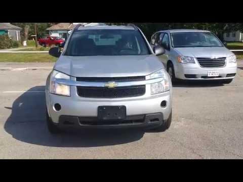 2007 Chevrolet Equinox for Edward by Wayne Ulery