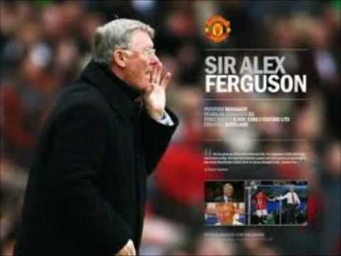 Manchester United Anthem video