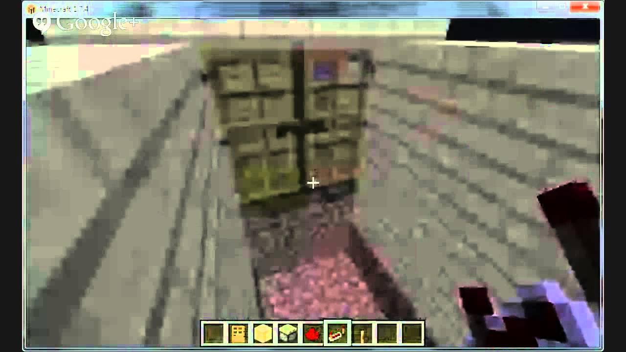 Майнкрафт как сделать ловушку для зомби 71