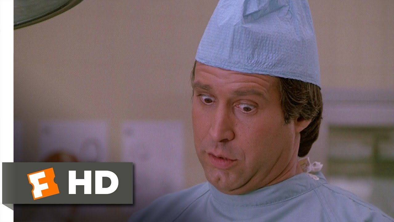 Fletch (3/10) Movie CLIP - Autopsy Assistant (1985) HD