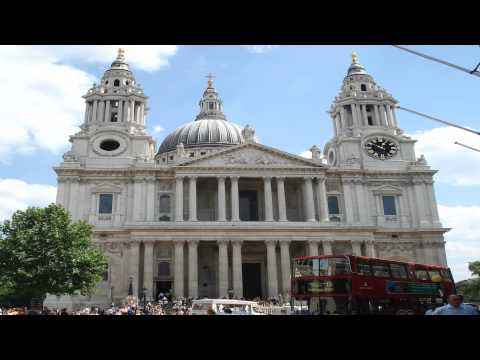 St Paul's Cathedral Blackfriars Greater London