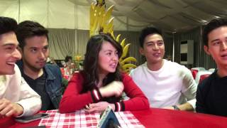 "Barbie Forteza asked: ""Who are you dating?"""