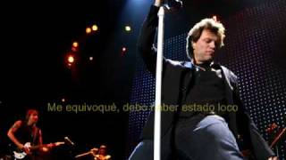 Watch Bon Jovi No One Does It Like You video