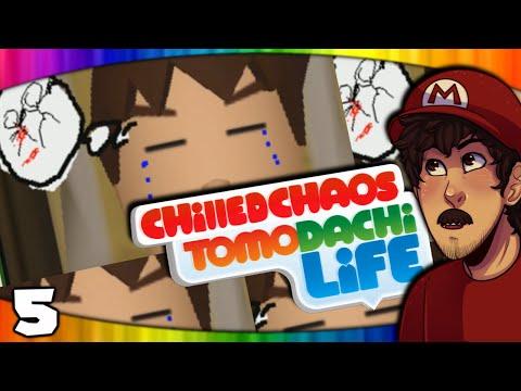 Super Depression. Super Sadness (Nintendo 3DS: Tomodachi Life - Part 5)