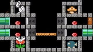 Like a Boss Rush by Rich - SUPER MARIO MAKER - No Commentary