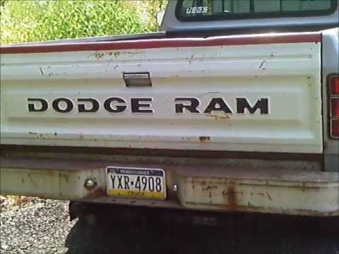 1989 Dodge Power Ram W-150 Complete Review