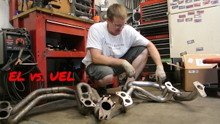EQUAL LENGTH VS. UNEQUAL LENGTH HEADERS - ft. WRX
