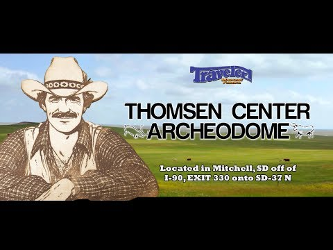 Thomsen Center Archeodome - Mitchell, SD