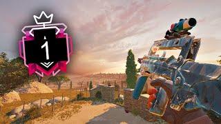Grinding for 1 Champion - Rainbow Six Siege