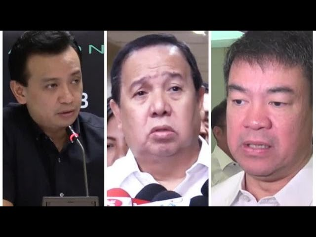 Trillanes to seek ouster of Koko if Gordon remains blue ribbon chair