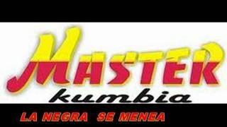 MASTER CUMBIA - LA NEGRA SE MENEA ( PROMOCIONAL 2011 )