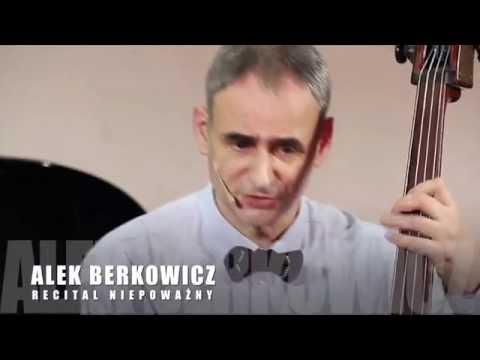 Alek Berkowicz - Recital Niepoważny - DEMO - Koncert W Filharmonii Podkarpackiej