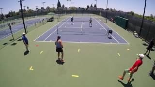 Spec Tennis Summer Clinic #2