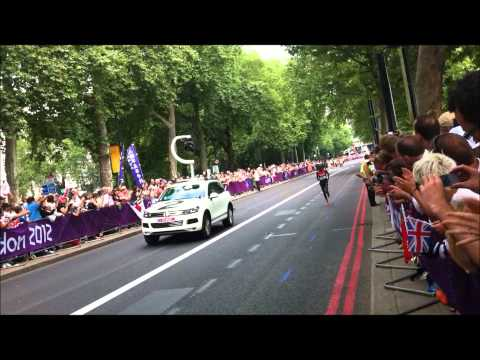 Men's Marathon London Olympic 2012