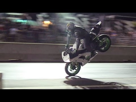 TX2K13 - Motorcycle Stunts