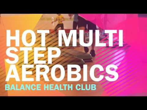 Balance Health club Fitness & Spa at Sukhumvit 30/1 Bangkok Thailand (Multi Step)