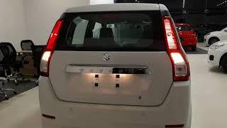 2019   maruti Suzuki NEW WAGON R LXI 1.0 CNG full review in hindi