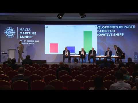 Malta Maritime Summit 2016 - Day 3 (part 2)