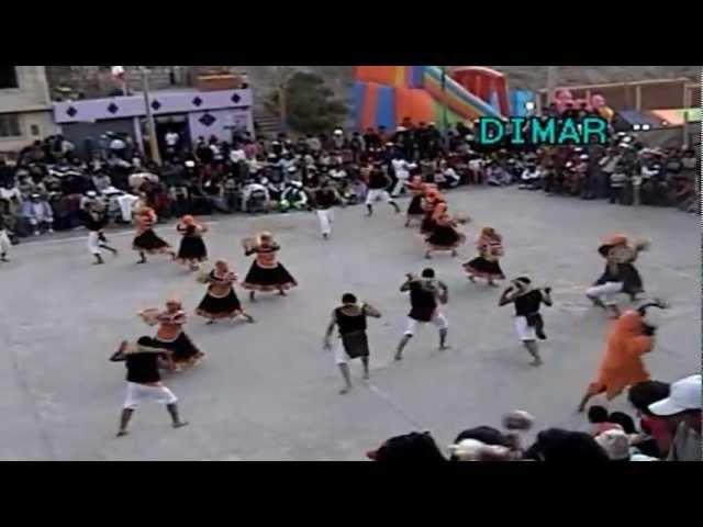 DANZA LA PESCA DEL CAMARON AREQUIPA - PERU 2010