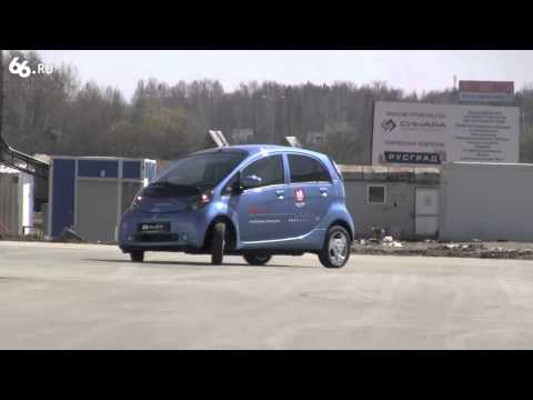 Mitsubishi i-Miev: первая встреча